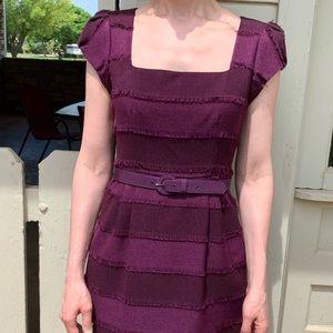 Nannette Lepore belted dress